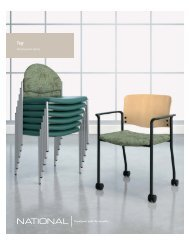 Tag Brochure - National Office Furniture