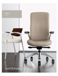 Aurora Brochure - National Office Furniture