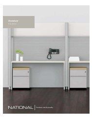 Chameleon Brochure - National Office Furniture