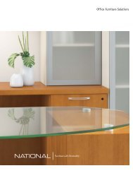 Office Furniture Solutions - National Office Furniture