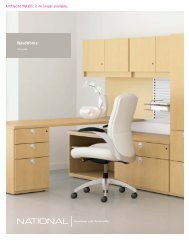 WaveWorks Brochure - National Office Furniture