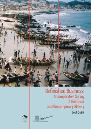 Unfinished Business: A Comparative Survey of Historical and - Unesco