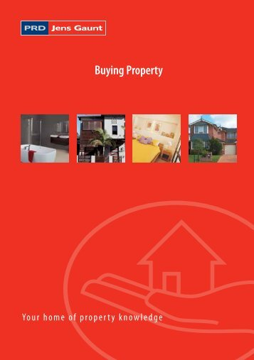 Buying Property - PRD Jens Gaunt Ballarat