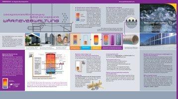 Hygene Systemspeicher