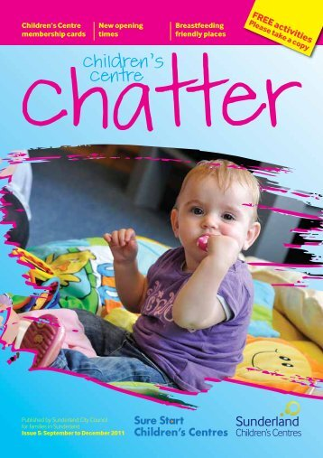 Children's Centre Chatter - Families Information Service