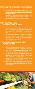 Demande ou renouvellement de permis pour les ... - MAPAQ - Page 2