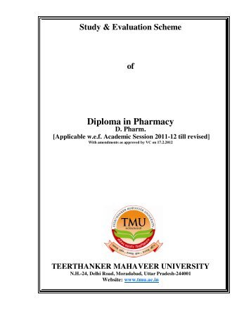 View/Download - Teerthanker Mahaveer University