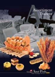Télécharger le catalogue traiteur - Pouly Tradition