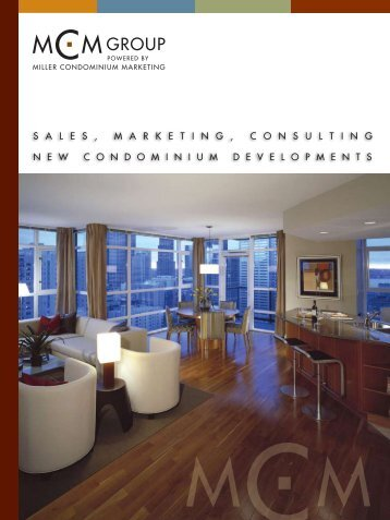 sales , marketing , consultingnewcondomin ... - MCM Group