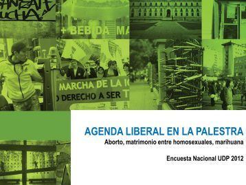 AGENDA LIBERAL EN LA PALESTRA