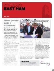 In Focus Issue 217 - East Ham - Newham