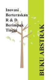 BUKU ABSTRAK - Universiti Putra Malaysia