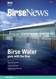 Birse Water - Birse Civils Ltd