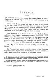 PREFACE. - Cheshire County Council - Cheshire County Council ...