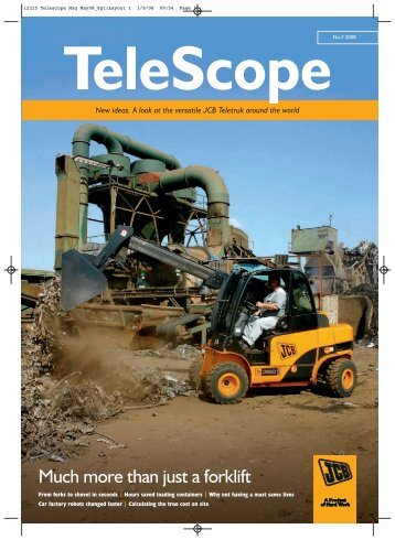TeleScope - JCB