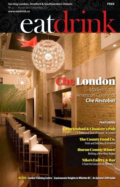 CheLondon - eatdrink Magazine