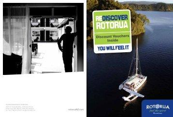Rediscover Rotorua flyer here