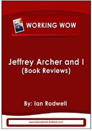 Jeffrey Archer - ianrodwell-limited.com