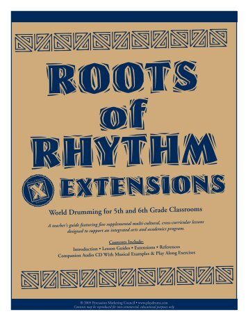 Roots of Rhythm Extensions Guide