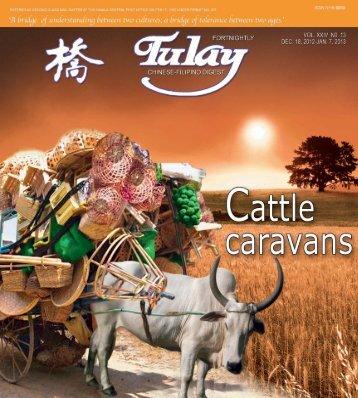 Dec.18-Jan. 14, 2013 (Cattle caravan).indd - Kaisa Para Sa Kaunlaran