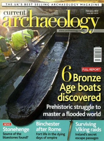 Current Archaeology issue 263