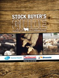 STOCK BUYER'S