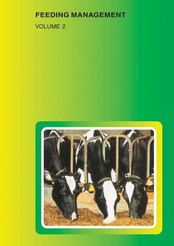 FEEDING MANAGEMENT - Veepro Holland