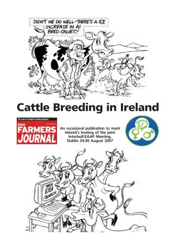 Cattle Breeding in Ireland Booklet - ICBF