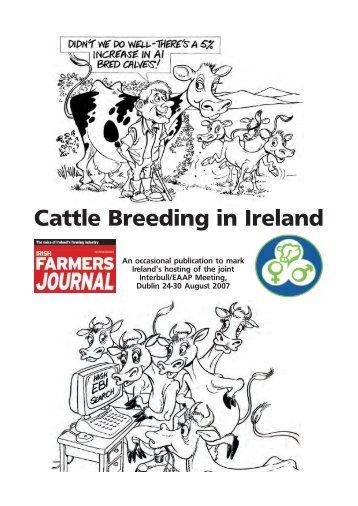 Cattle Breeding in Ireland Booklet - ICBF