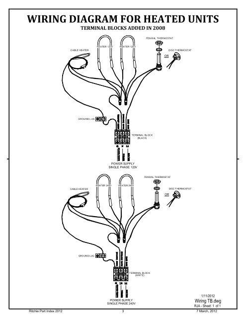 240 Volt Supply Line Heat