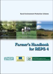 REPS 4: Farmers Handbook - Department of Agriculture