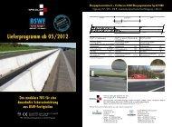 PDF Lieferprogramm - Hermann Spengler GmbH & Co. KG