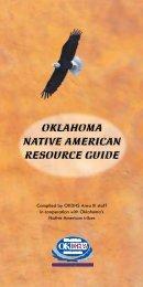 Oklahoma Native American Resource Guide