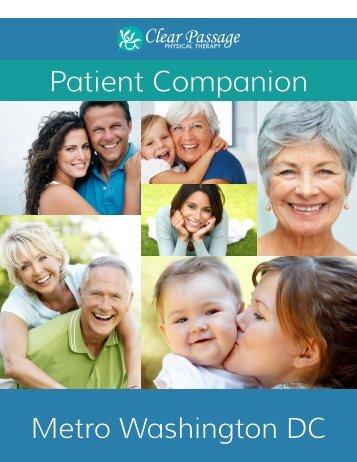 Patient Companion - Clear Passage Therapies