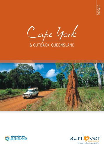 & OUTBACK QUEENSLAND - Travel by Tracey
