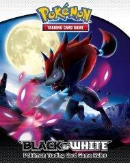 Pokémon Trading Card Game Rules - Pokemon.com