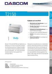 Datenblatt - Print Tech Plus