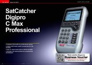 SatCatcher Digipro C Max Professional