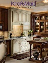 KraftMaid Idea Book - Lifestyle Kitchens & Baths