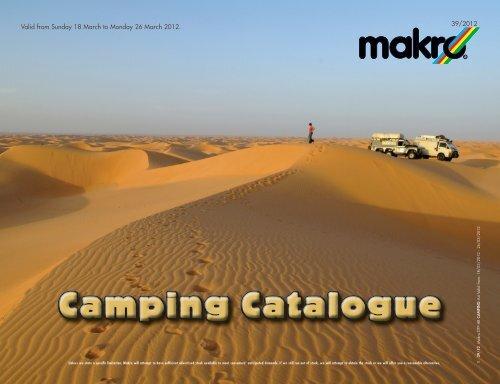 Camping Catalogue Makro
