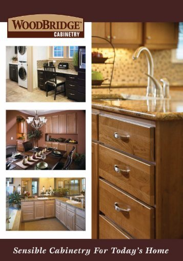 download catalog - WoodBridge Cabinetry