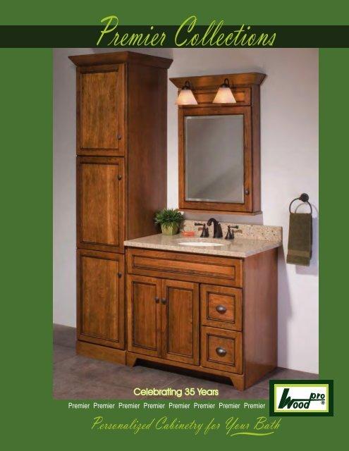 Woodpro Premier Brochure   Kitchen And Bath Express