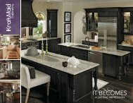 A LASTING IMPRESSION - Statewide Cabinets, Inc.