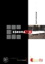 ESEDRA - Architectural Designer Products