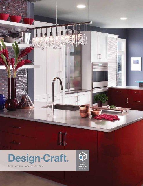 Download Catalog Design Craft Cabinets