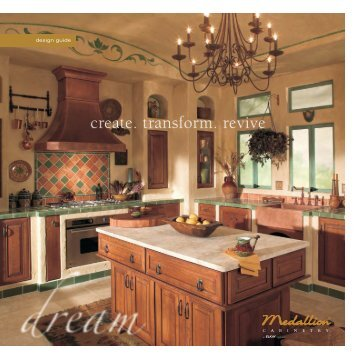 design guide - Medallion Cabinetry