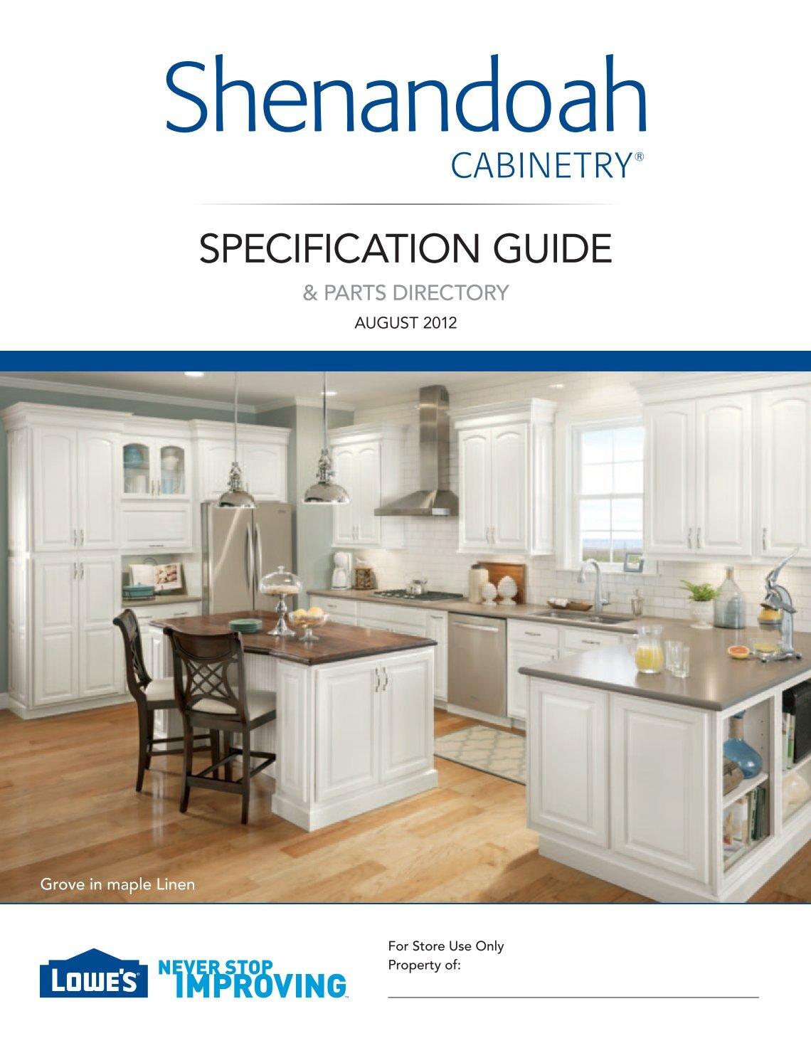... Shenandoah Cabinets By Shenandoah Cabinetry Specification Guide  Everdayentropy Com ...