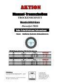 Höflistrasse 8b CH-8463 Benken Telefon 052 649 39 27 Telefax ... - Seite 6