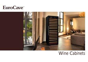 Wine Cabinets - Somerville (Siam)