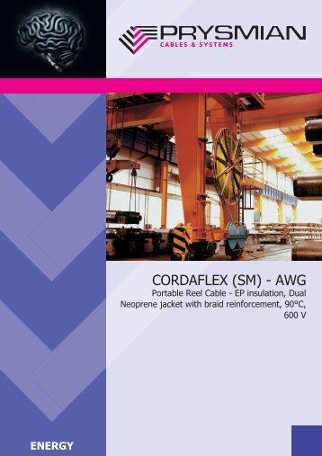 CORDAFLEX (SM) AWG - Prysmian